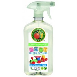 Dezinfectant de jucarii, fara miros, 500ml, Earth Friendly Products